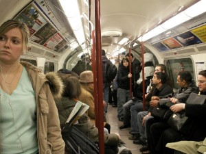 london-tube-riders