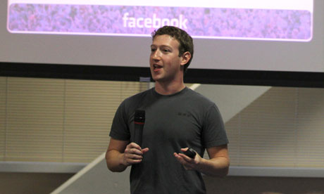 Facebook CEO Mark Zuckerberg wants users to feel their privacy is a first priority with the new Facebook Deals program.