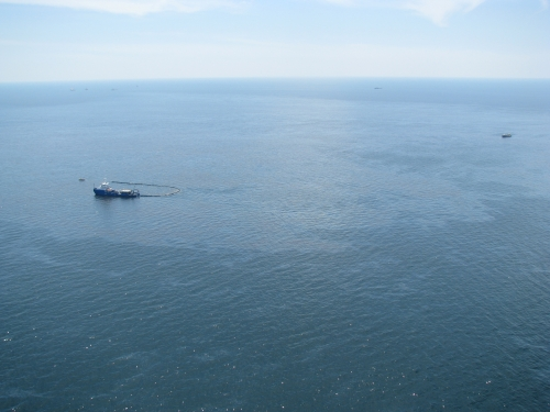 The Obama Administration has chosen to ban oil drilling in the Gulf during the recession.
