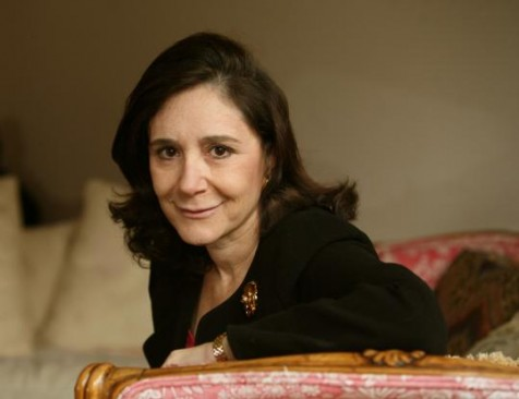 "Sherry Turkle, author of the new book about social networking  related illness ""Alone Together"""