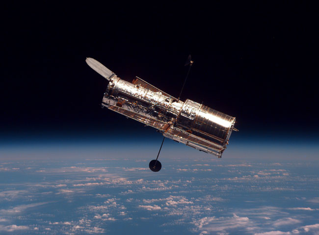 Hubble Finds most distant object yet.