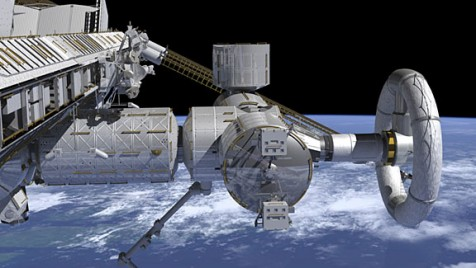 In the not so far off future, space stations will soon become like the Death Star, from Star Wars, travelling around the galaxy to other far away places.