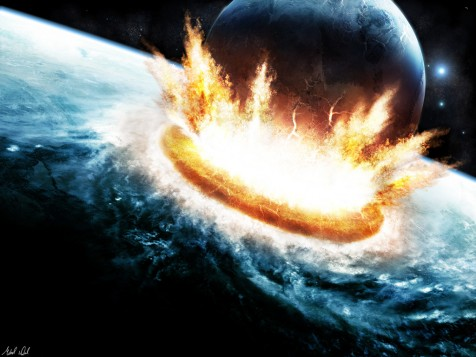 Scientists warn that if you are not careful, you might actually believe the Earth will end in 2012 according to some conspiracy theory websites.