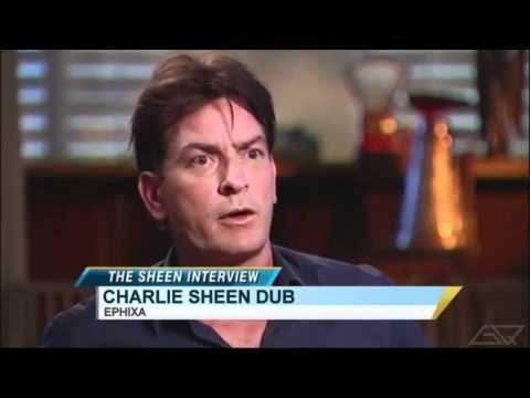 Charlie Sheen Dubstep