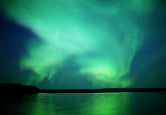 The aurora is one of the most beautiful sights in nature.