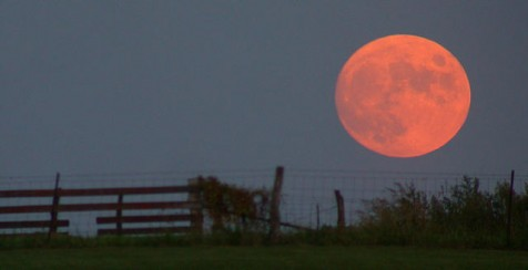 Although the supermoon will be its closest to Earth in 18 years, it shouldn't cause any earthquakes or tsunamis like the ones in Japan.