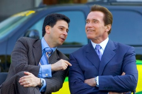 Schwarzenegger and Fabian Nunez, some think the former governor commuted his colleague's son sentence as a political favor.
