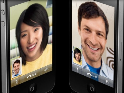 Facetime is a program on Apple's iPhone and iPad that lets users see each other while talking on their phones.