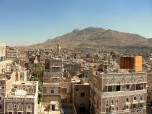 The capital of Yemen is Sanaa pictured here. It is the country's most populated city and the location the embassy of the United Arab Emirates which is under attack by gunmen supporting President Saleh.