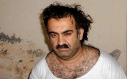 Khalid Sheikh Mohammed shortly after his capture Photo: AFP/GETTY