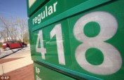 Many motorists have almost reached the breaking point as record gasoline prices cut into budgets.