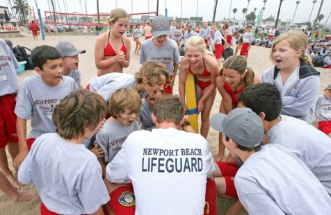 Unionized Newport Beach lifeguards could end up raking in over $3 million in retirement.