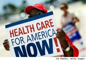 The 2012 presidential elections will be a critical test of President Obama's health care plan.