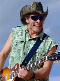 Rocker Ted Nugent is fed up with what politicians are doing in Washington.