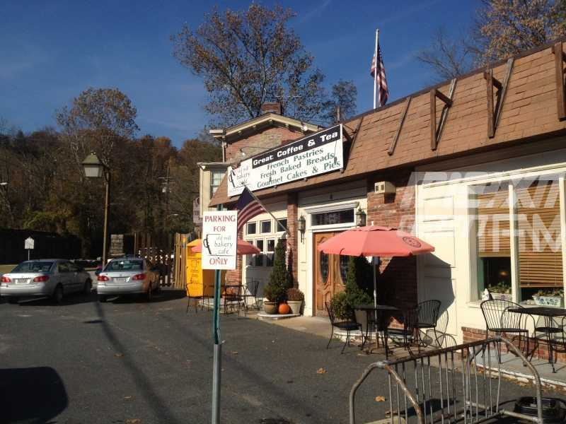 Old Mill Bakery Cafe in Ellicott City