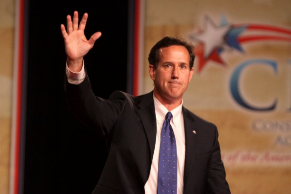 Rick Santorum in 2011