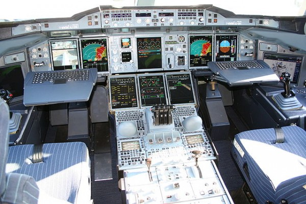 Airline pilots were armed in the 80's and 90's but the program to arm pilots was stopped the summer before 9/11.