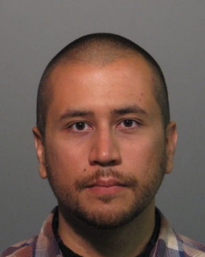 George Zimmerman&#039;s mugshot taken at the Seminole County Sheriff&#039;s Office on April 11, 2012.