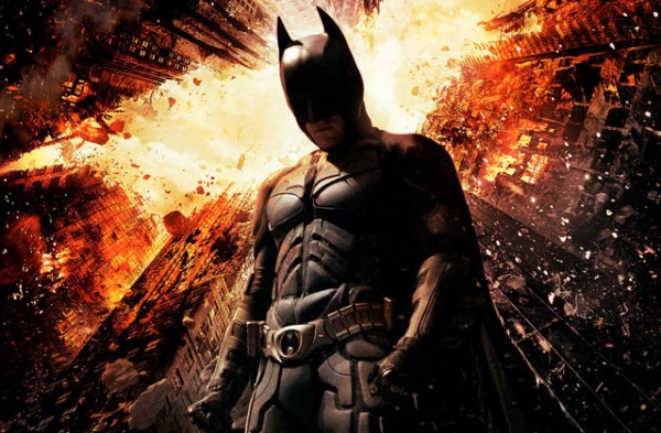 The new Batman movie The Dark Knight Rises premiered nationwide at midnight.