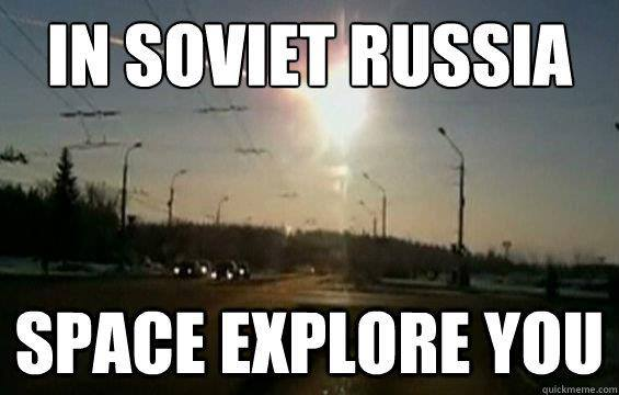 in russia space explores you