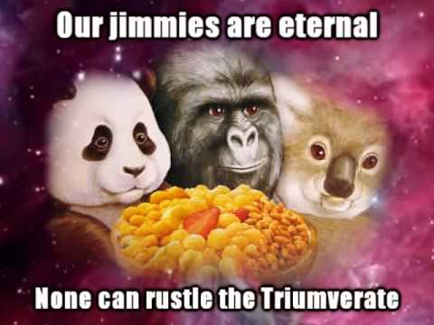 jimmies eternal