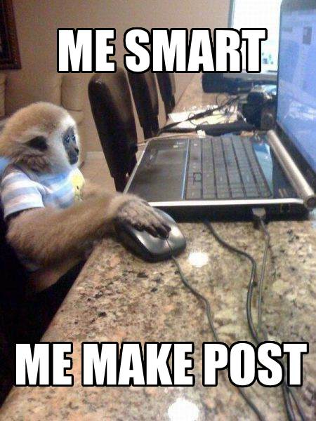 monkey post make online