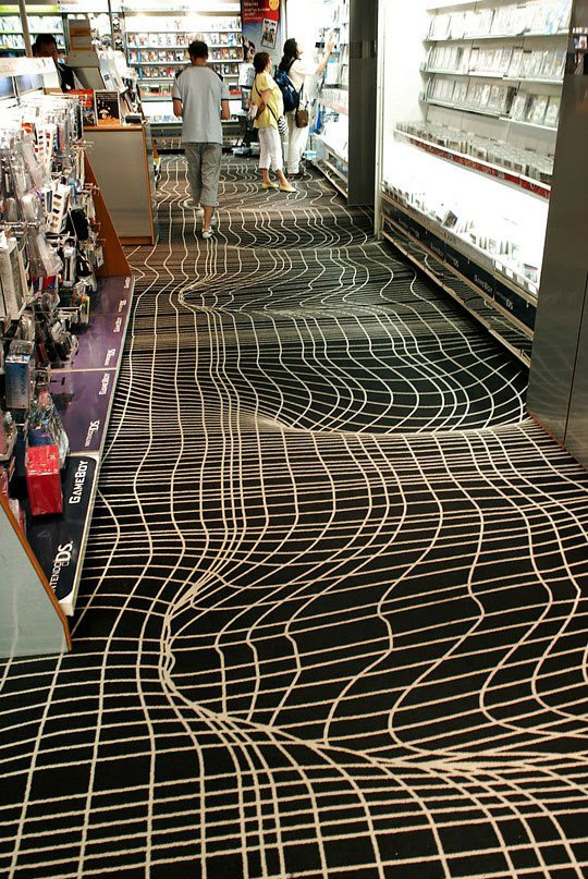 space time floor