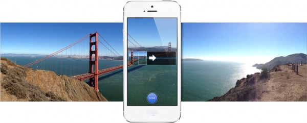 The new iOS 6 will include a camera panorama mode, just one of the many free features.