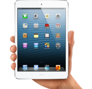 iPad mini Official Image from Apple