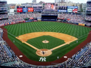 Yankee Stadium will host the Oriole's for a game 5 in the ALDS