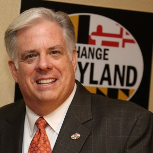 Larry Hogan candidate for governor. Courtesy of the Hogan campaign.