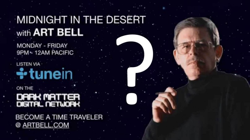 Is Art Bell gone for good?