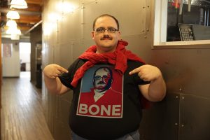 "Enter the ""bone zone""  From <a href=""https://twitter.com/kenbone18"">Twitter</a>"