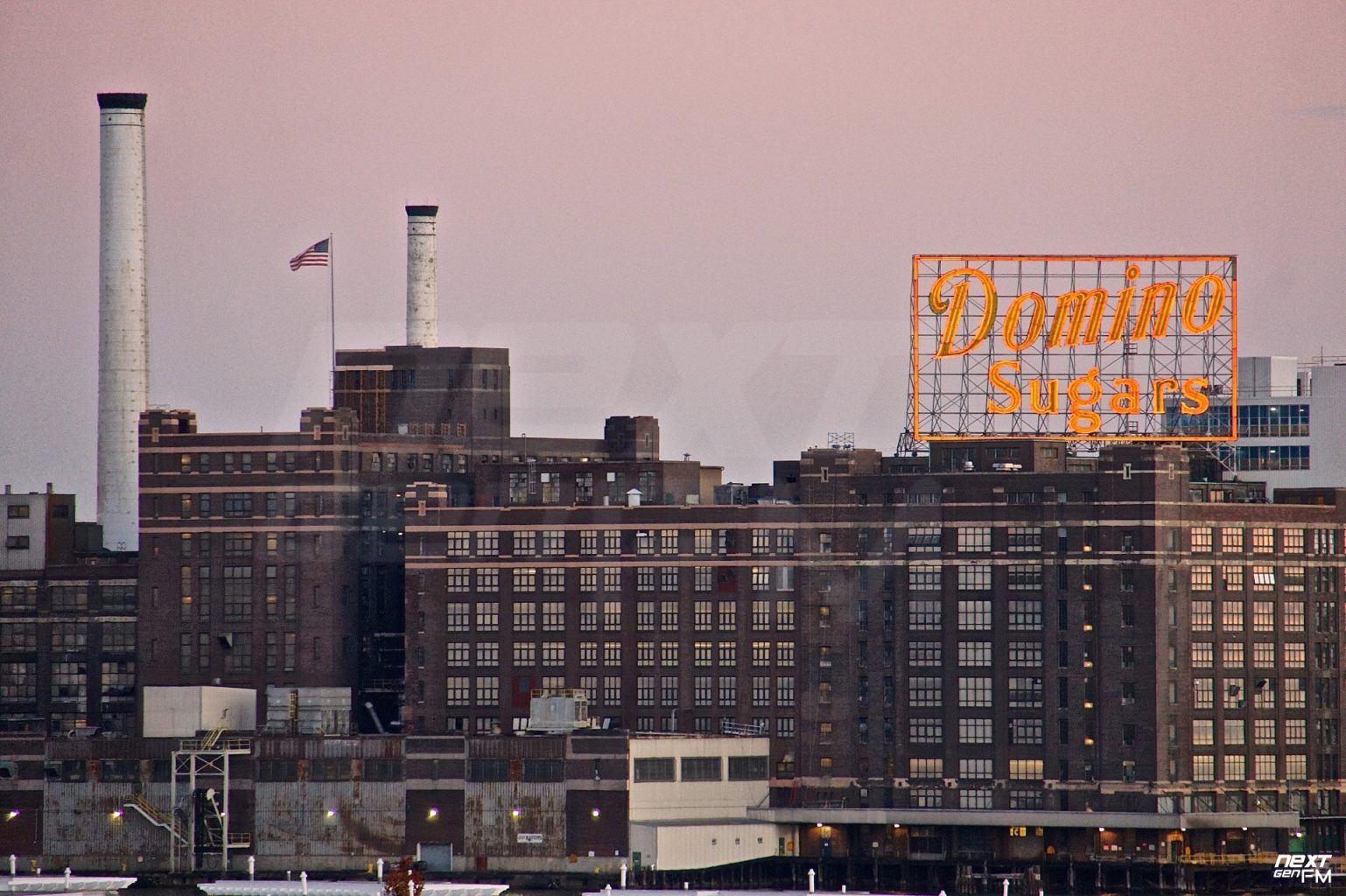 Nextgen FM Domino Sugar Factory Baltimore Copyright Nextgen FM Ask permission for use